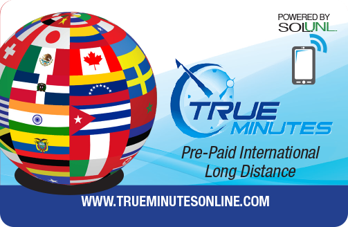 Prepaid International Long Distance