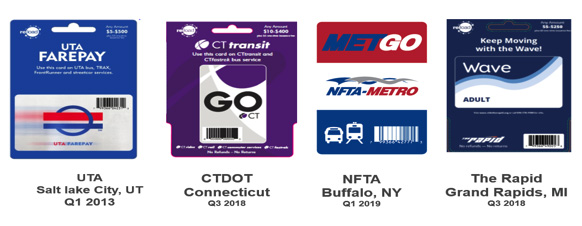 transit products